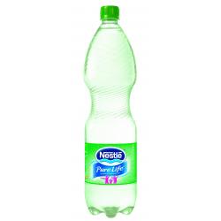Woda Nestle Pure Life 1,5l gazowana