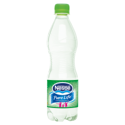 Woda Nestle Pure Life 0,5l gazowana