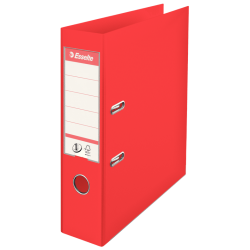 Segregator Esselte Vivida No.1 A4/75mm - czerwony