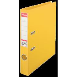 Segregator Esselte No.1 A4/50mm - żółty