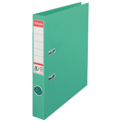 Segregator Esselte No.1 A4/50mm - jasno-zielony