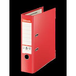 Segregator Esselte Vivida Plus No.1 A4/80mm - czerwony