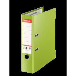 Segregator Esselte Vivida Plus No.1 A4/80mm - zielony