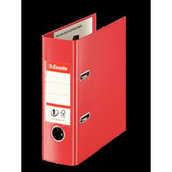 Segregator Esselte Vivida No.1 A5/75mm - czerwony