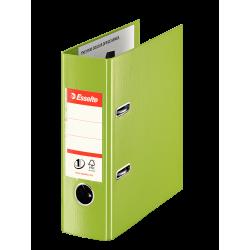 Segregator Esselte Vivida No.1 A5/75mm - zielony