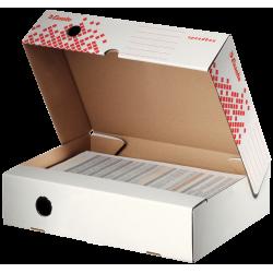 Pudło Esselte Speedbox 80mm otwierane od szerszej strony