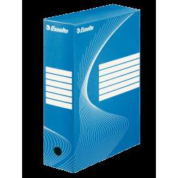 Pudło archiwizacyjne Esselte 100mm - niebieskie