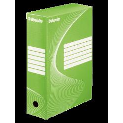 Pudło archiwizacyjne Esselte 100mm - zielone