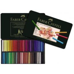 Pastele suche Polychromos Faber-Castell - 60 kolorów