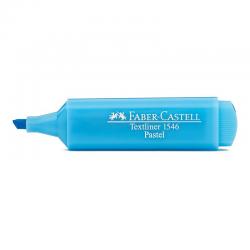 Zakreślacz Faber Castell pastelowy Pale Blue błękitny