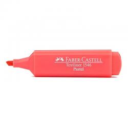 Zakreślacz Faber Castell pastelowy Apricot koralowy