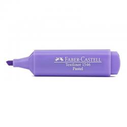 Zakreślacz Faber Castell pastelowy Lilac liliowy