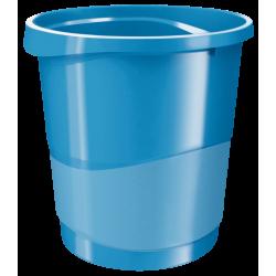 Kosz na śmieci Esselte Europost Vivida 14l - niebieski