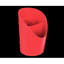 Kubek Esselte Europost Vivida - czerwony