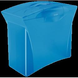 Pojemnik na teczki zawieszane Esselte Europost Vivida - niebieski