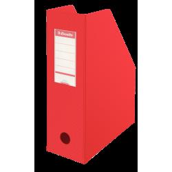 Pojemnik składany na dokumenty Esselte Vivida 100mm - czerwony