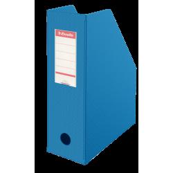 Pojemnik składany na dokumenty Esselte Vivida 100mm - niebieski