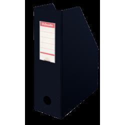 Pojemnik składany na dokumenty Esselte Vivida 100mm - czarny