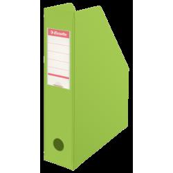 Pojemnik składany na dokumenty Esselte Vivida 70mm - zielony