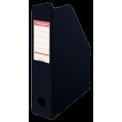 Pojemnik składany na dokumenty Esselte Vivida 70mm - czarny