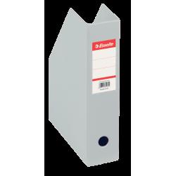 Pojemnik składany na dokumenty Esselte Vivida 70mm - szary