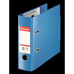Segregator Esselte Vivida No.1 bankowy A5/75mm - niebieski
