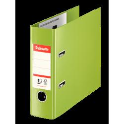 Segregator Esselte Vivida No.1 bankowy A5/75mm - zielony