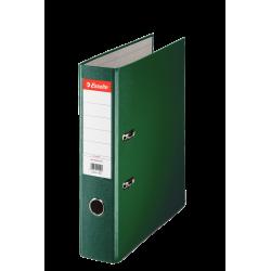 Segregator Esselte ekonomiczny A4/75mm - zielony