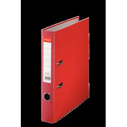 Segregator Esselte ekonomiczny A4/50mm - czerwony