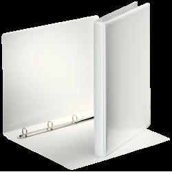 Segregator ofertowy Esselte A4 4RR/16mm, grzbiet 30mm - biały