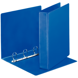 Segregator ofertowy Esselte A4 4DR/40mm, grzbiet 62mm - niebieski