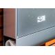 Etykiety znamionowe srebrne A4 - 63,5x29,6 /20 ark