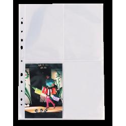 Koszulki Esselte na zdjęcia 10x15cm pionowe - 10 sztuk