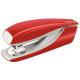 Zszywacz średni Leitz z kolekcji WOW - czerwony