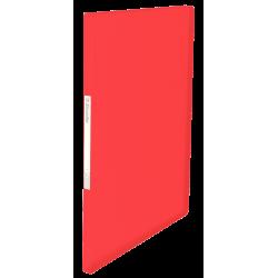 Album ofertowy Esselte Vivida 20 koszulek - czerwony