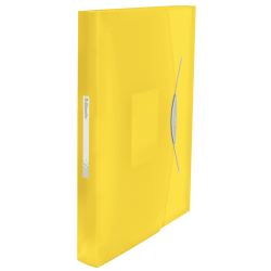 Teczka z 6 przegródkami Esselte Vivida - żółta