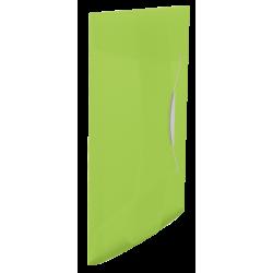 Teczka z gumką Esselte Vivida PP 15mm - zielona