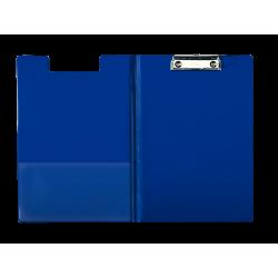 Deska z klipsem i okładką A4 Esselte - niebieska