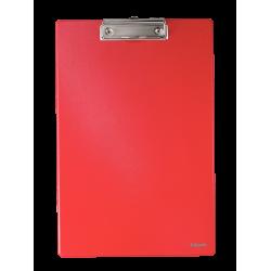 Deska z klipsem A4 Esselte - czerwona
