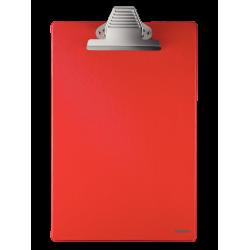 Deska ze wzmocnionym klipsem A4 Esselte - czerwona