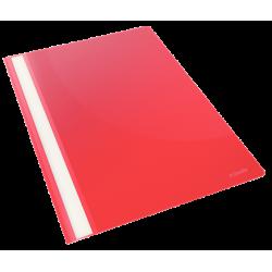 Skoroszyt miękki Esselte Vivida - czerwony