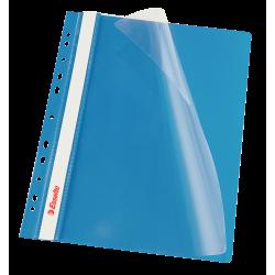 Skoroszyt wpinany Esselte Vivida - niebieski