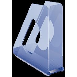 Pojemnik na dokumenty Esselte Europost Solea - przezroczysty niebieski