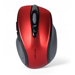 Mysz bezprzewodowa Kensington Pro Fit średnia - czerwona
