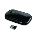 Mysz bezprzewodowa laserowa Kensington SlimBlade - czarna