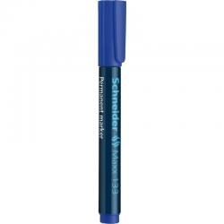 Marker permanentny Schneider MAXX 133 ścięty - niebieski