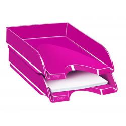 Półka na dokumenty CEP Pro Gloss - różowa