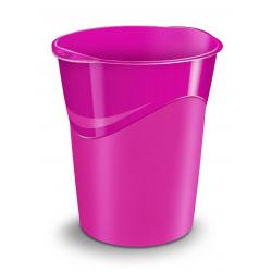 Kosz na śmieci CEP Pro Gloss - różowy