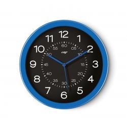 Zegar ścienny CEP Pro Gloss 30cm - niebieski