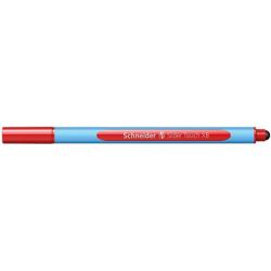 Długopis Schneider Slider Touch XB - czerwony